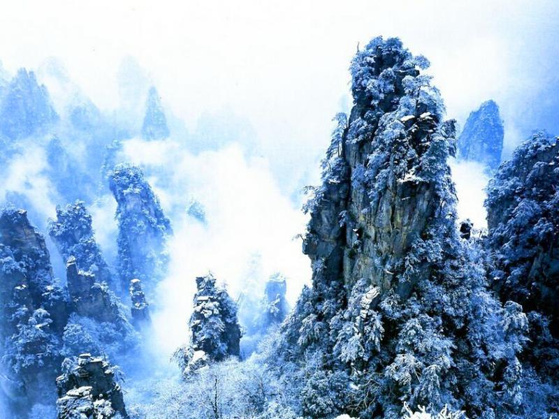 Ngắm tuyết ở đâu cho ngầu?