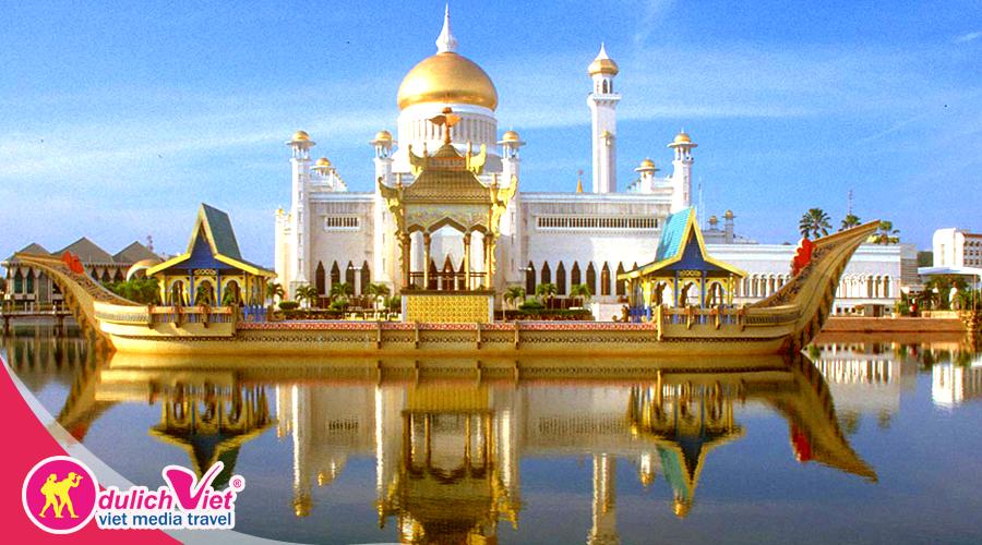 Du lịch liên tuyến Khám phá Vương quốc Anh - Brunei từ Sài Gòn 2019
