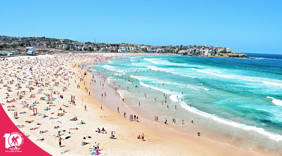 Du lịch Úc Sydney - Lễ hội ánh sáng Vivid Sydney - Melbourne từ Sài Gòn giá tốt 2019