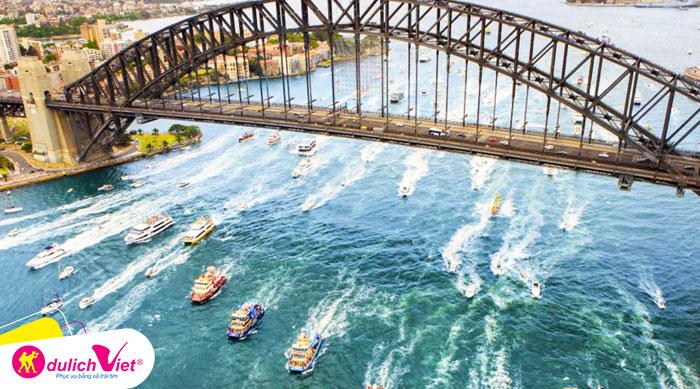 Du lịch mùa đông Úc Sydney - Melbourne giá tốt 7 ngày khởi hành từ Hà Nội 2020