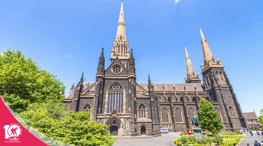 Du lịch Úc - Melbourne - Sydney - Tham quan Vịnh Jervis dịp Hè từ Sài Gòn giá tốt