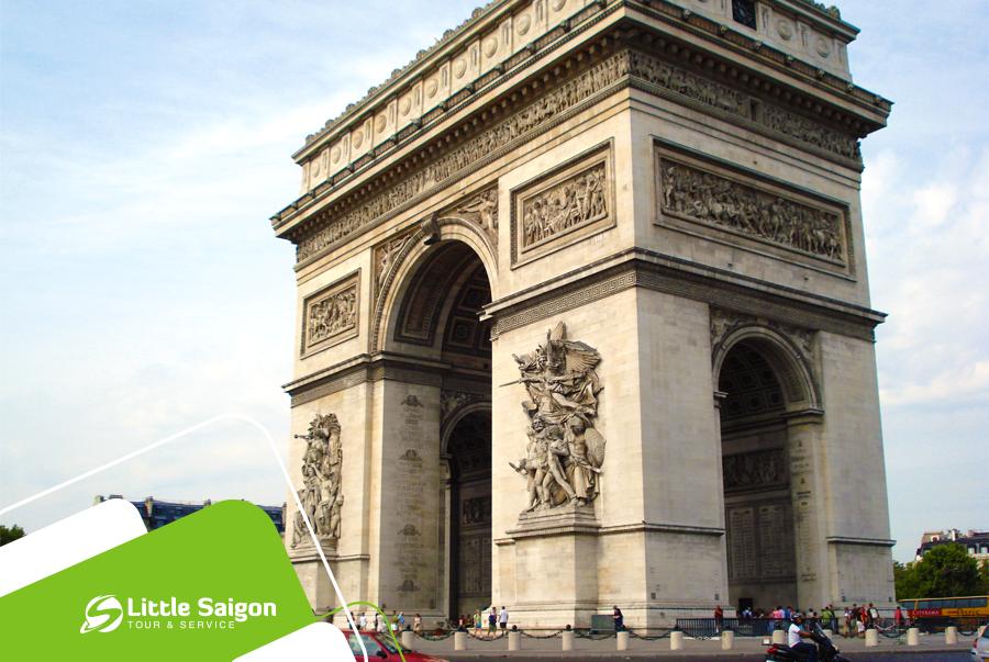 Du lịch Châu Âu Pháp - Luxembourg - Bỉ - Hà Lan từ Sài Gòn giá tốt 2019