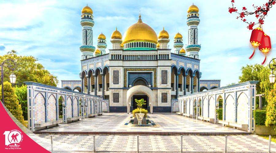 Du lịch Anh - Brunei dịp Tết nguyên đán từ Sài Gòn giá tốt
