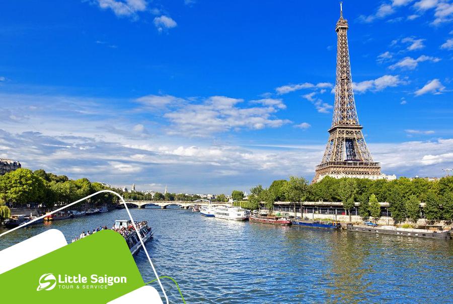 Du lịch Châu Âu Đức - Hà Lan - Bỉ - Pháp - Luxembourg từ Sài Gòn giá tốt 2019