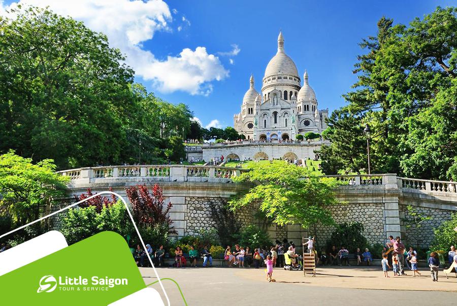 Du lịch Pháp mùa Hè 6 ngày 5 đêm khởi hành từ Sài Gòn giá tốt