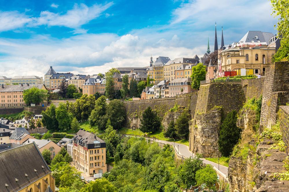 Tour du lịch Luxembourg khám phá thành phố nhỏ thơ mộng