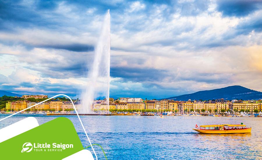 Du lịch hè Pháp - Thụy Sĩ - Ý khởi hành từ Sài Gòn giá tốt 2019