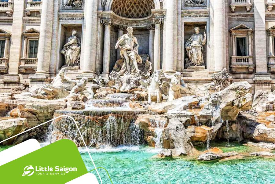 Du lịch Châu Âu - Pháp - Thụy Sĩ - Ý khởi hành từ Sài Gòn giá tốt