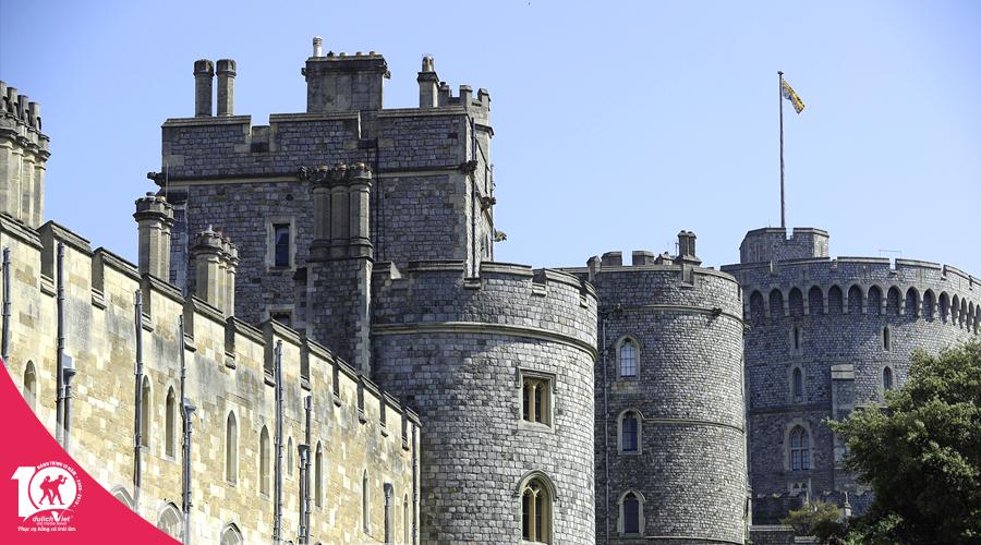 Du lịch Châu Âu khám phá vương quốc Anh - Scotland từ Sài Gòn giá tốt 2019