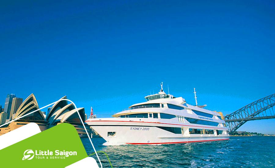 Tour du lịch mùa đông Sydney - Canberra - Bondi Beach từ Sài Gòn giá tốt 2019