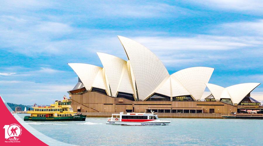 Du lịch Úc - Melbourne - Rừng Dandenong khởi hành từ Sài Gòn giá tốt 2019