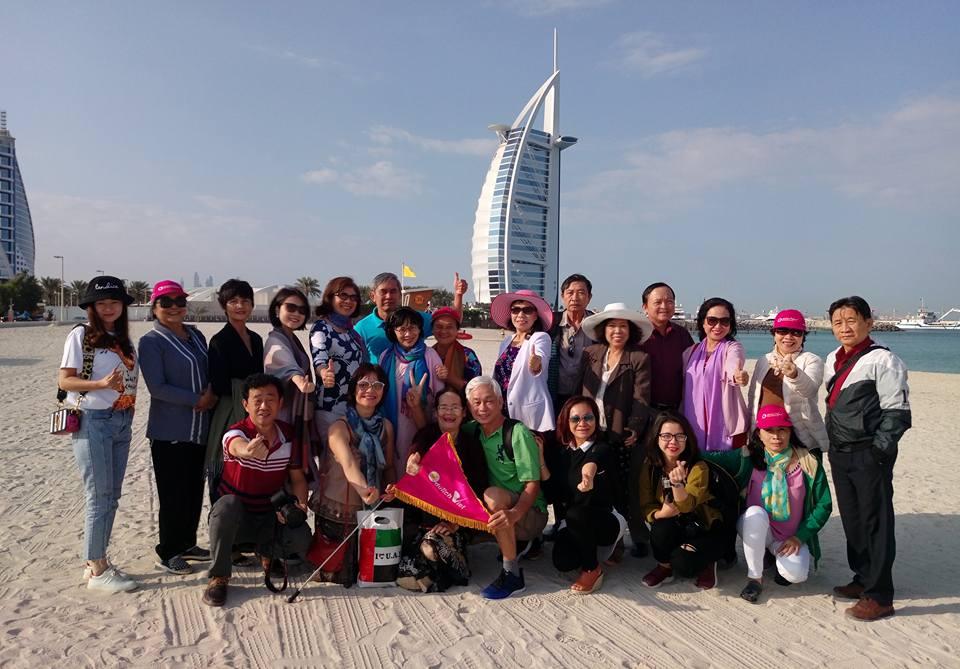 Dubai kỳ thú qua cảm nhận của khách hàng!