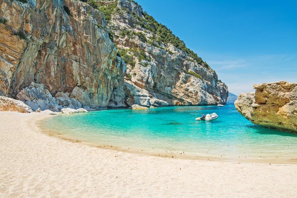 Bãi biển Cale Goloritze, Sardinia, Ý