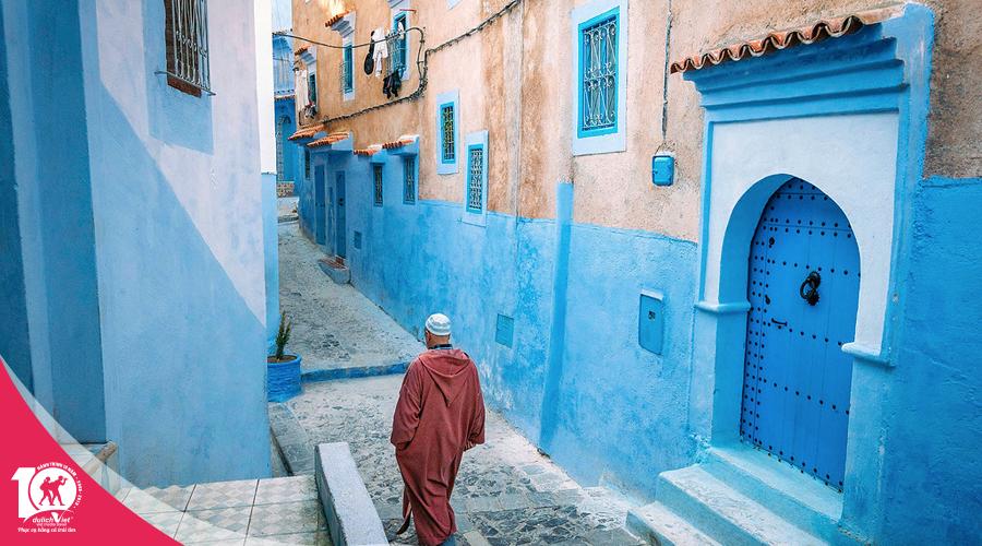 Du lịch Maroc mùa Hè 8 ngày 7 đêm từ Sài Gòn giá tốt