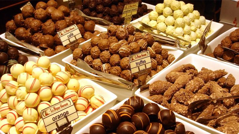 Chocolate món quà ngọt ngào