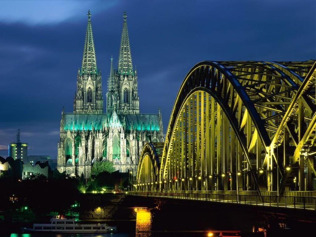 Cologne - Du lịch Đức