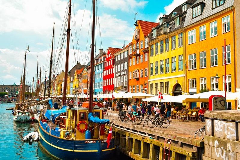 Thủ đô Copenhagen trong xanh, thân thiện