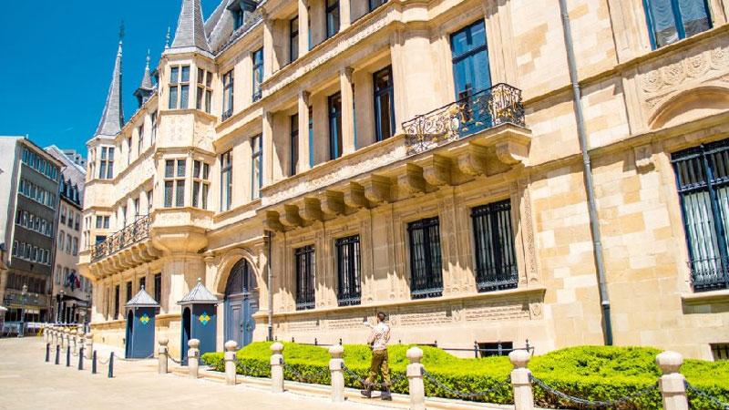 Cung điện Grand Dukes xa hoa lộng lẫy