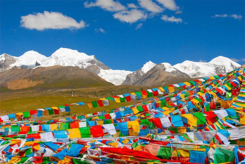 Tây Tạng đất nước nổi tiếng với nền Phật Giáo nguyên thủy