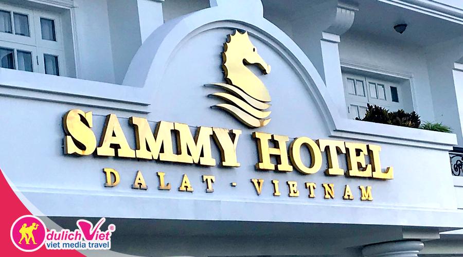 Tour Free & Easy Đà Lạt - Combo cao cấp 4 sao tại Sammy Hotel + Xe Dcar từ Sài Gòn 2019