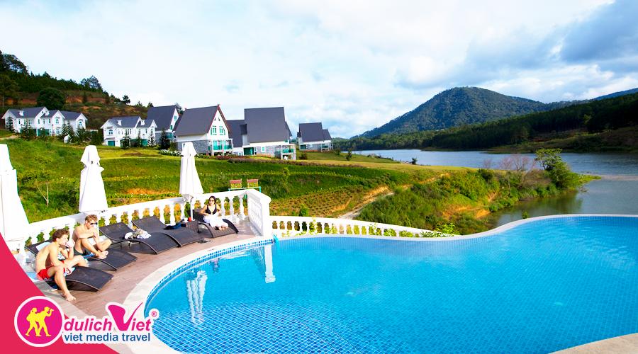 Tour Free & Easy Đà Lạt - Combo cao cấp 4 sao tại Wonder Resort + Xe Dcar từ Sài Gòn 2019