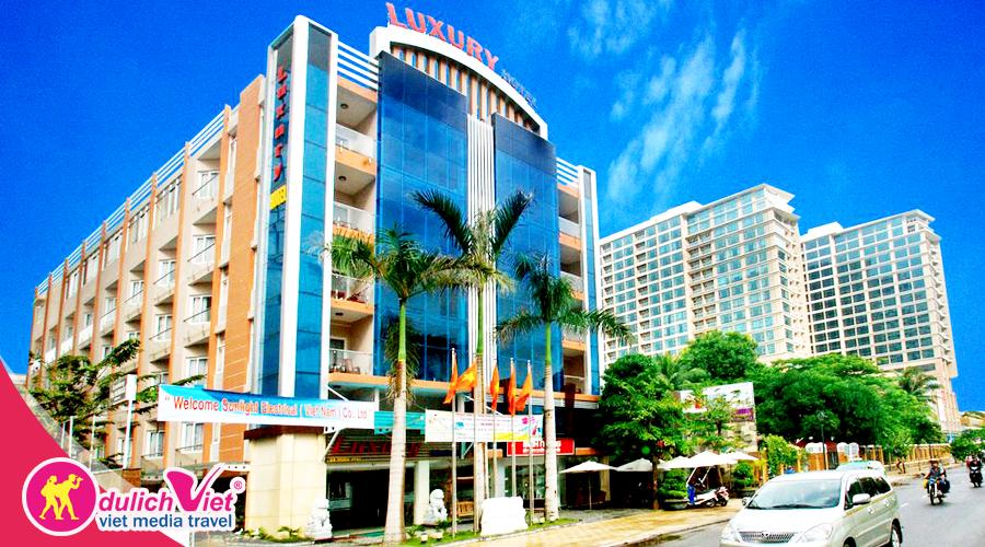 Tour Free & Easy Nha Trang - Combo Deluxe 3 sao tại Luxury Nha Trang từ Sài Gòn 2019