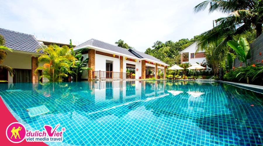 Tour Free & Easy Phú Quốc - Combo cao cấp 4 sao tại Mercury Resort & Villas từ Sài Gòn 2019