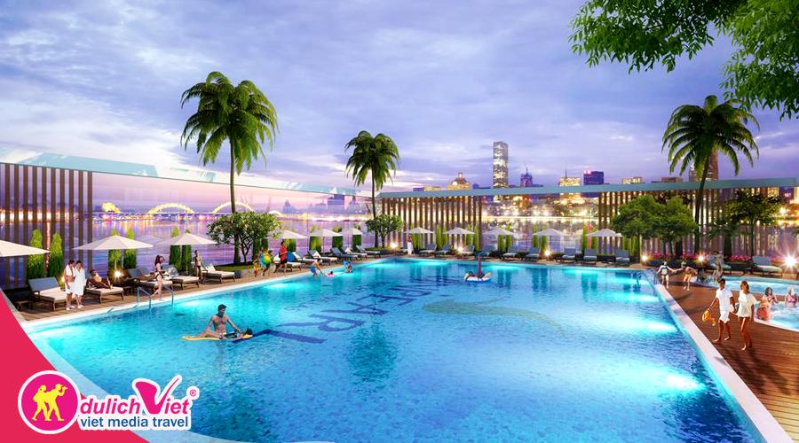 Tour Free & Easy Đà Nẵng - Combo đẳng cấp 5 sao tại Vinpearl Condotel Riverfront từ Sài Gòn 2019