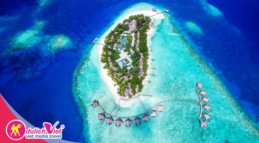Tour Free & Easy - Thiên Đường du lịch Maldives - Resort Đẳng Cấp 4 Sao khởi hành từ Sài Gòn 2019