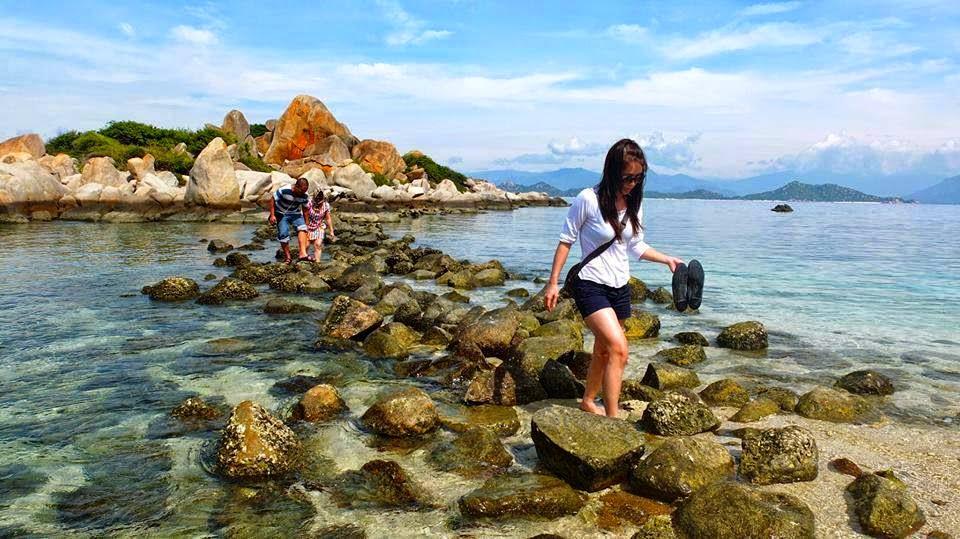 Du lịch Nha Trang - Đảo Bình Ba