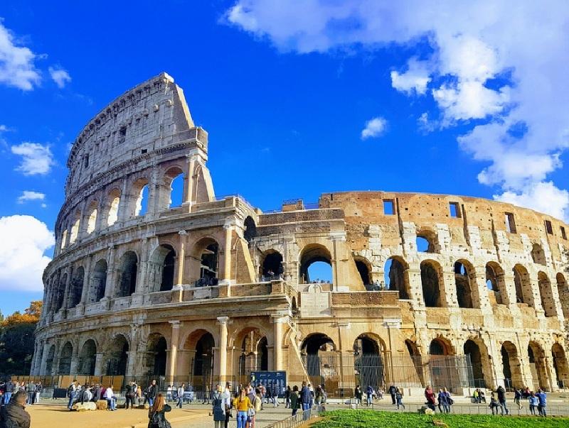 Du lịch Châu Âu - Rome – Ý