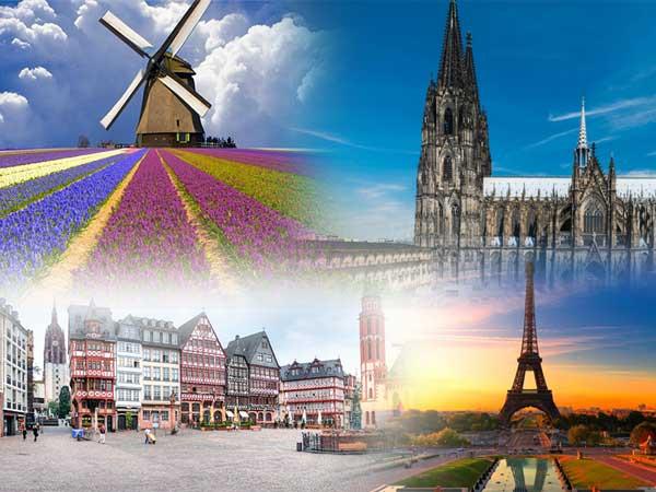Để có một chuyến du lịch châu Âu an toàn và vui vẻ thì cần làm gì?