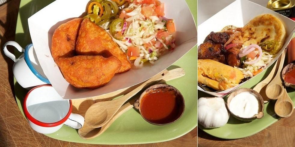 Du lịch Mỹ thưởng thức những món ăn hấp dẫn