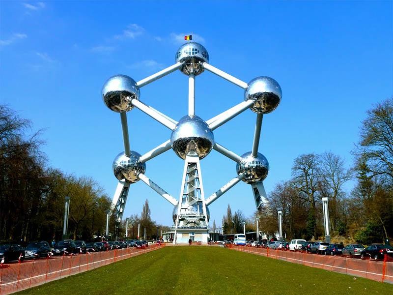 Dạo quanh những điểm du lịch Bỉ này là có ảnh đẹp ngay!