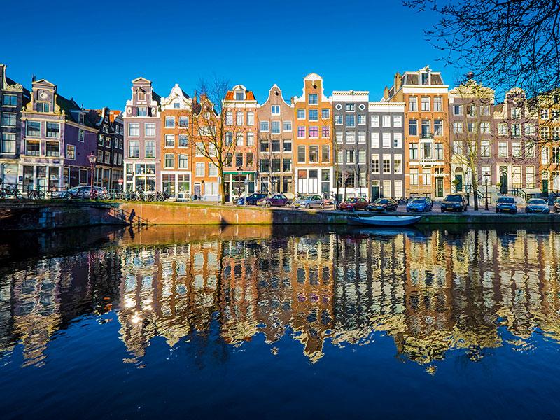 Những điểm đến không thể bỏ qua khi du lịch Hà Lan