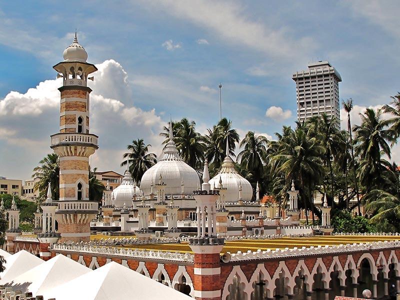 Du lịch Malaysia nên thưởng ngoạn những công trình kiến trúc nào