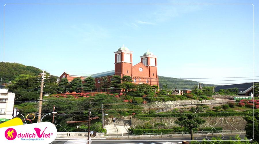 Du lịch Hành Hương - Nhật Bản thăm các Thánh Tử Đạo - Fukuoka - Nagasaki từ Sài Gòn