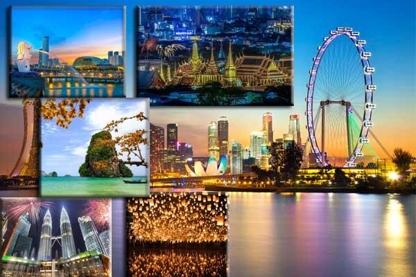 Du lịch Châu Á nên đi đâu?