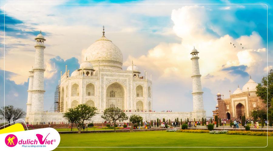 Du lịch Tam Giác Vàng Ấn Độ 5 ngày từ Sài Gòn giá tốt