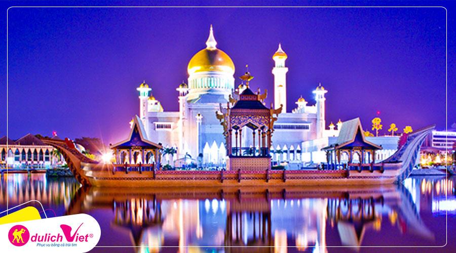 Du lịch Brunei - Nhật Bản mùa hè 6 ngày 5 đêm từ Sài Gòn 2020