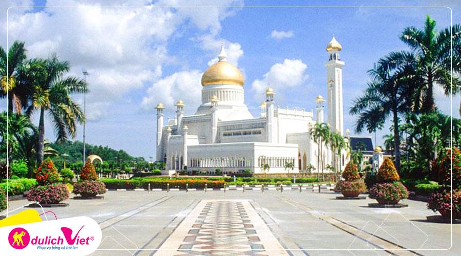 Du lịch Brunei - DuBai - Abu Dhabi 6 ngày 5 đêm từ Sài Gòn giá tốt 2020