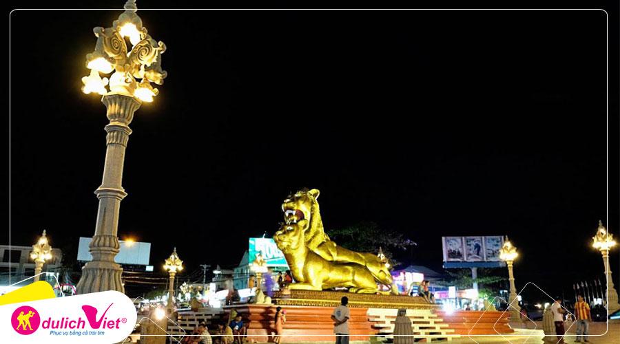 Du lịch Campuchia Tết Âm lịch Sihanoukville 4 ngày 3 đêm từ Sài Gòn 2020