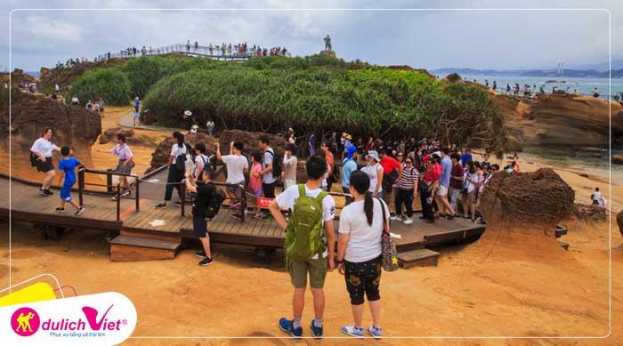 Du lịch Đài Loan mùa Thu Đài Bắc - Đài Trung - Cao Hùng từ Hà Nội giá tốt 2020