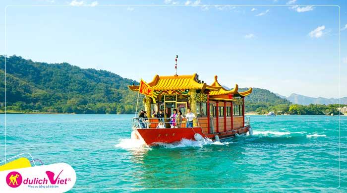 Du lịch Đài Loan trải nghiệm cảm giác thú vị tại công viên Leofoo từ Sài Gòn giá tốt