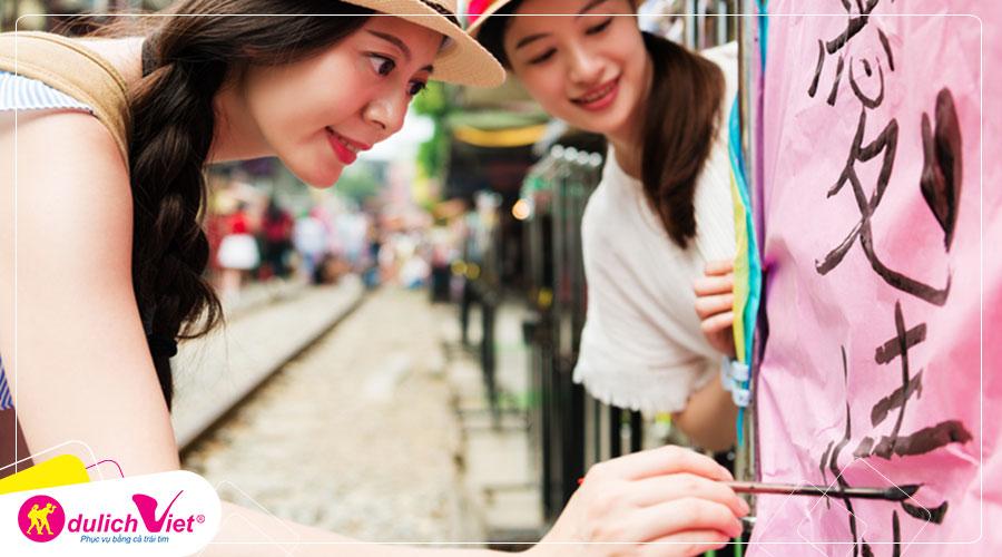 Du lịch Đài Loan Tết Âm lịch Đài Bắc - Đài Trung - Cao Hùng giá tốt 2020