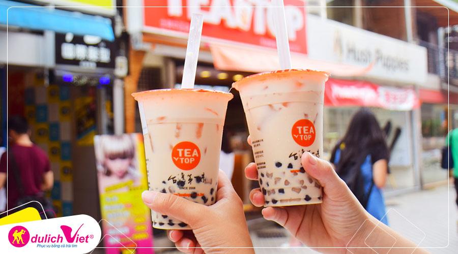 Du lịch Đài Loan Tết Dương lịch Đài Bắc - Nam Đầu 5 ngày 4 đêm từ Sài Gòn