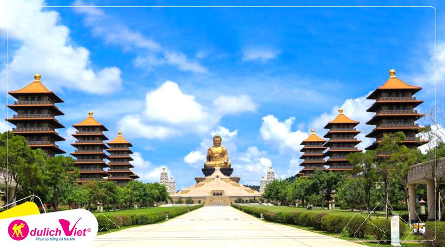 Du lịch Đài Loan Tết Nguyên đán 5N4Đ từ Sài Gòn giá tốt 2020