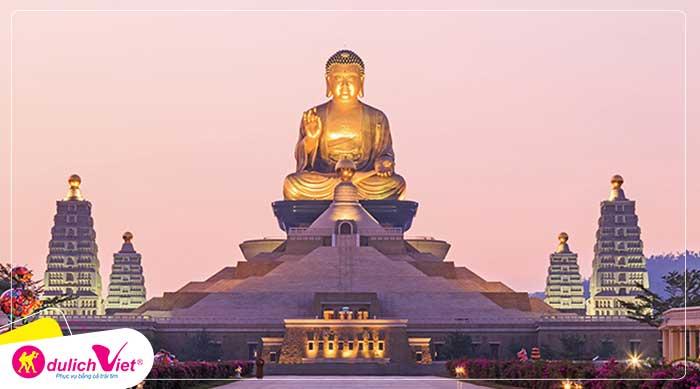 Du lịch Đài Loan 5 ngày bay Vietjet Air từ Sài Gòn giá tốt 2020