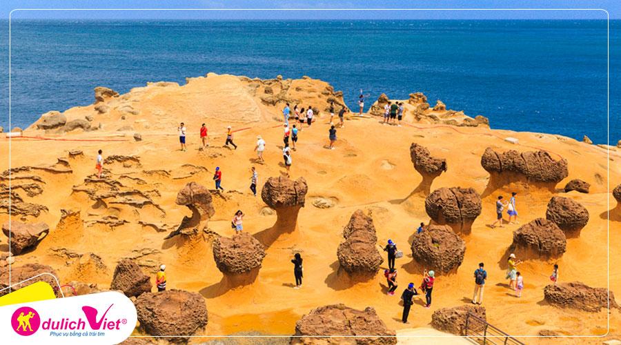 Du lịch Đài Loan mùa Đông - Đài Bắc - Đài Trung - Cao Hùng từ Sài Gòn