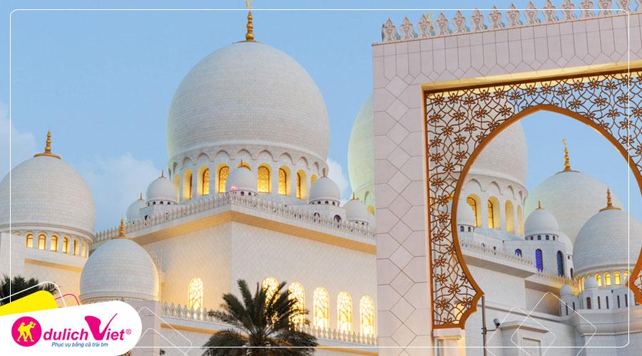 Du lịch Dubai Tết Âm lịch 5 ngày 4 đêm từ Sài Gòn giá tốt 2020